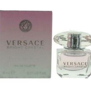 NEW Versace Bright Crystal Travel Mini